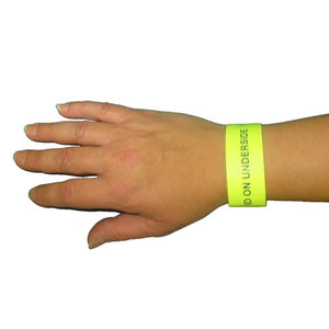 Fledglings' ID Wristband, Care & safety, for disabled children.