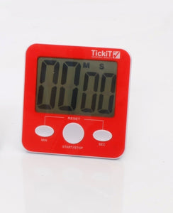 Jumbo Timer, Learning resources, for disabled children.