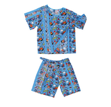 Load image into Gallery viewer, Kapow Hospital Pyjamas, Protective Clothing, for Disabled Children.