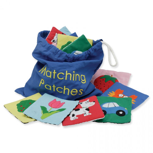 Children toy, Matching Patches, motor and cognitive skills, for children with disabilities.
