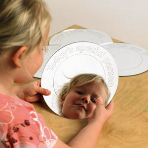 Message Mirror - How I Feel Today, Learning resources, for disabled children.