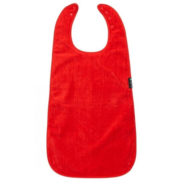 Red Mum 2 Mum PLUS Clothing Protector Supersized, Protective Bib, for disabled Children