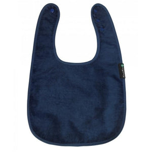 Navy Mum 2 Mum Plus Back Opening Clothing Protector For Adults & Youths, Protective bib, for disabled children.