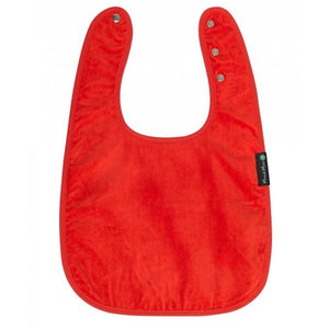 Red Mum 2 Mum Plus Back Opening Clothing Protector For Adults & Youths, Protective bib, for disabled children.