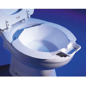 Portable Bidet, continence, for disabled children.