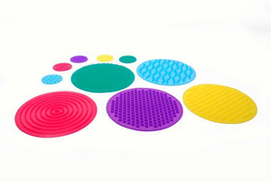 Sensory Circle Set, sensory integration, for disabled children.