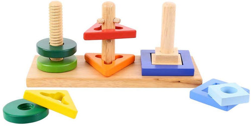 Twist & Turn Puzzle, motor and cognitive skills, for disabled children.