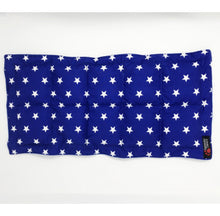 Load image into Gallery viewer, Blue Stars Weighted Lap Pad 2kg