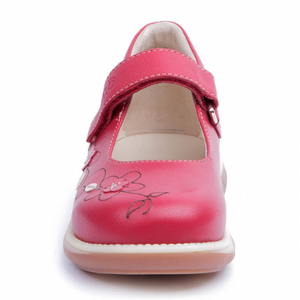 Cinderella Memo Children Shoe - Red, footwear,  for disabled children.