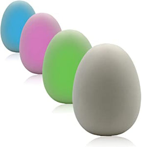 Colour Changing Egg, sensory integration, for children with disabilities.