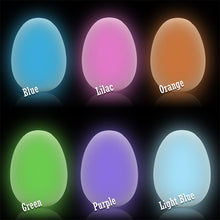Load image into Gallery viewer, Colour Changing Egg, sensory integration, for children with disabilities.