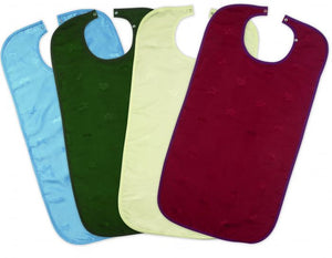 Dignified Clothing Protector, Protective Bib, For Disabled Adults.