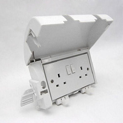 Light Switch Socket Covers, Care & safety, for disabled children.