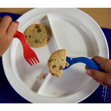 Easie Eaters Angled Cutlery Set, eating, for disabled children.
