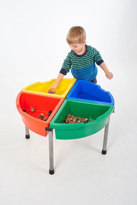 Exploration Circle Stand and Cover, toys and learning, for disabled Children