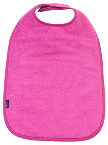 Pink Feeding Apron, Protective bib, for disabled children.
