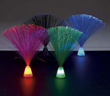 Load image into Gallery viewer, Mini Fibre Optic Lamps 4pk, sensory integration, for children with disabilities.
