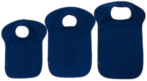 Navy Herd Apron, Protective bib, for disabled children.