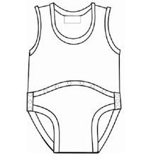 Joey Body Vest, Protective clothing, for disabled children.
