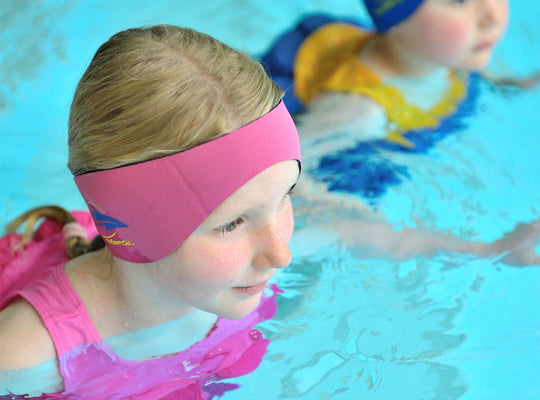 Konfidence Swimming Ear Band Aquaband, Swimwear, for disabled children.