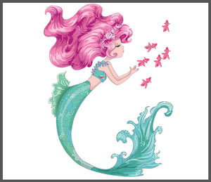 Mermaid Torch and Projector, Learning resources, for disabled children.