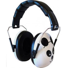 Load image into Gallery viewer, Edz Kidz Caps for Children Ear Defenders - Panda, care & safety, for disabled children.