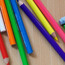 Triangular Pens and Pencils, Learning resource, for disabled children.