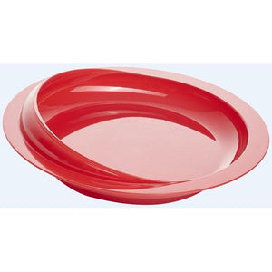 Gripware Scoop Dish Plate, eating, for disabled children.