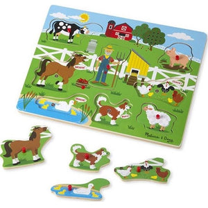 Sound Puzzles, motor and cognitive skills, for disabled children.