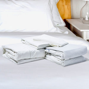 Tencel Bed Protectors, continence, for disabled children.