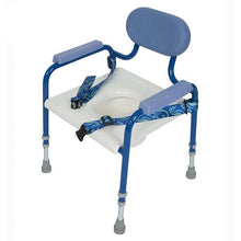 Load image into Gallery viewer, Adjustable Toilet Chair, toilet training, for disabled children.