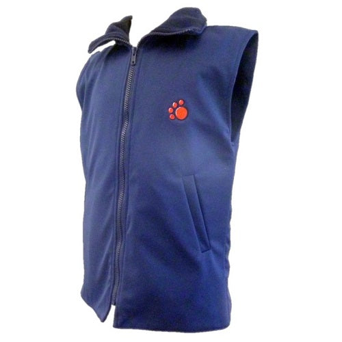 Weighted Jacket, sensory integration, for disabled children.