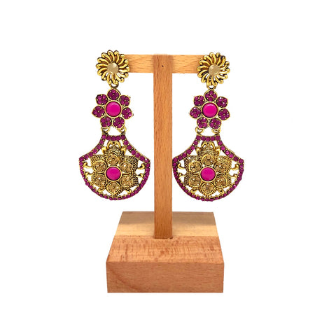Earring Set - HVIJM0005