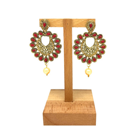 Earring Set - HVIJM0007