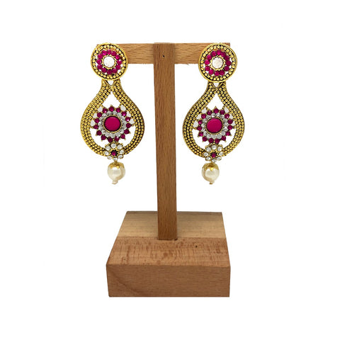 Earring Set - HVIJM0010