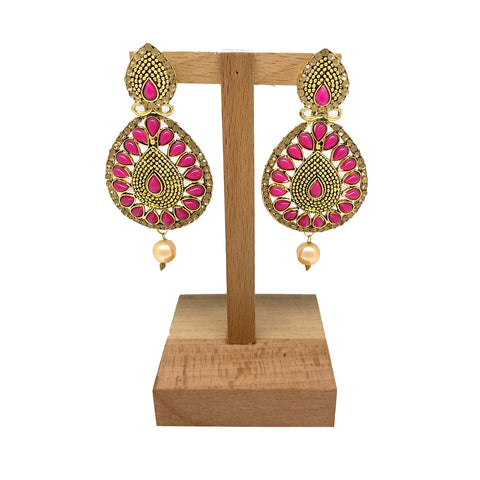 Earring Set - HVIJM0017