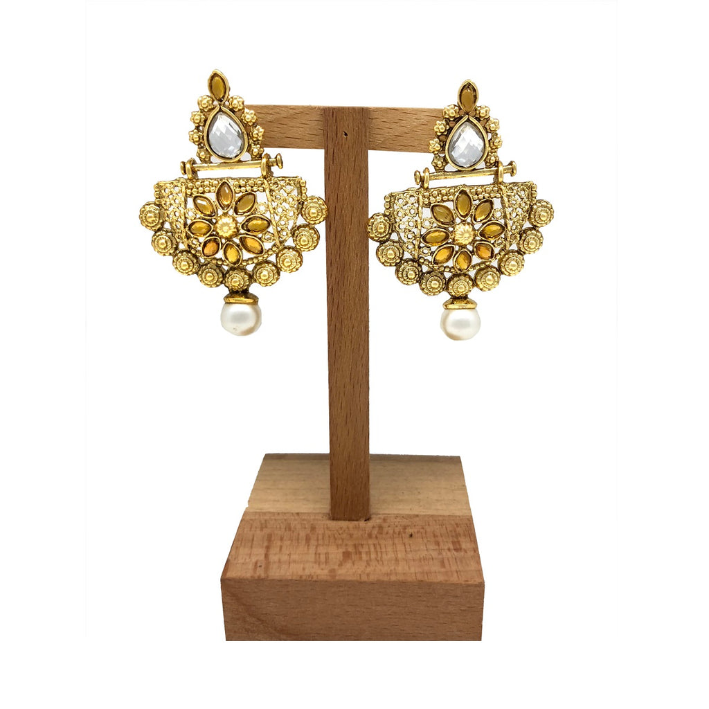 Earring Set - HVIJM0019