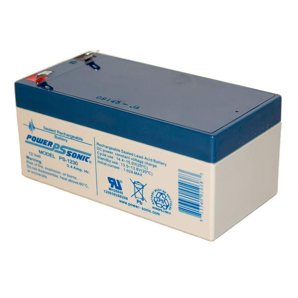 APC RBC35 - 12V / 3.4Ah S.L.A. Powersonic UPS Replacement Battery | bbmbattery.com