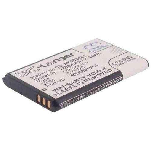 Cordless Phone Replacement Battery for ALCATEL 3BN67330AA, MITEL 5610, NEC G355 and Many More ... | bbmbattery.com