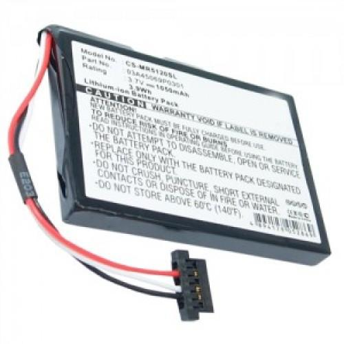 Magellan RoadMate 5145TLM, 5120LMTX, 5045LM, 5045MU, 5045, 5045TEU Replacement Battery for part number 03A45069P0301