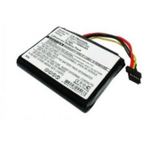 Tomtom FKM1108005799 Replacement Battery for Go 2435, Go 2535, 4EV42, 4EN52, 4CT50 & more