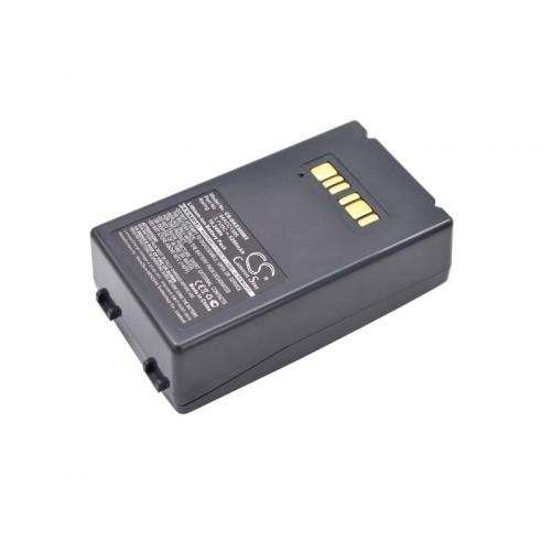 Datalogic falcon x3 5200mah / 19.24wh replacement battery - BBM-DAX300BX | bbmbattery.com