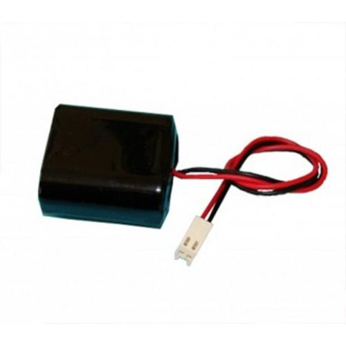 Flush-1 Battery 6V Lithium Automatic Flusher Battery 1300mA