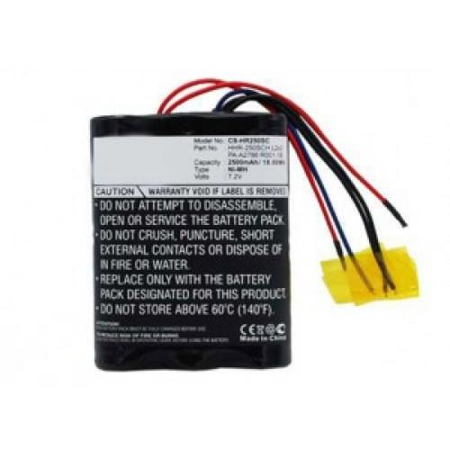 HHR-250SCH L2x3 Battery Replacement for Panasonic PA-A2786 R001-1B, CS-HR250SC-VT-62145