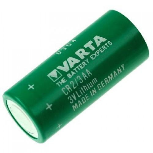 Varta CR 2/3AA, Lithium battery, 6237 CR 2/3 AA, 1350mAh | bbmbattery.com