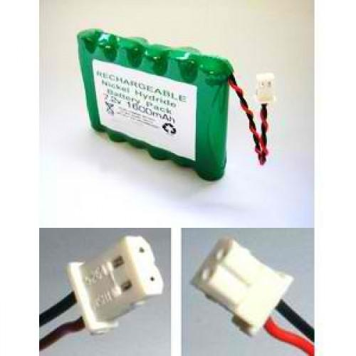 Visonic Powermax Complete High Capacity Replacement Alarm Battery 103-301179 | bbmbattery.com