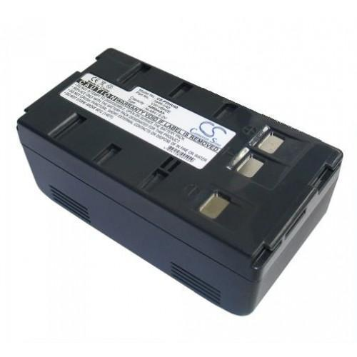 Panasonic VW-VBS1E , VW-VBS2, HHR-V40, VW-VBS2E Extra Capacity Battery replacement