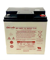 EnerSys Datasafe NPX-100RFR Battery with Flame Retardant Case