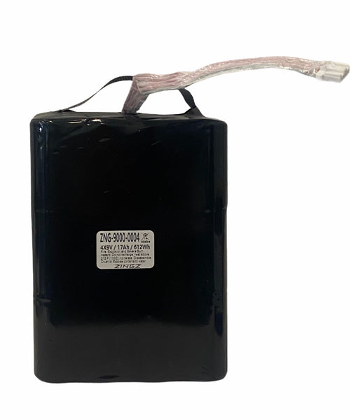 ADS Environmental 9000-0004 Battery Replacement for ECHO Monitor