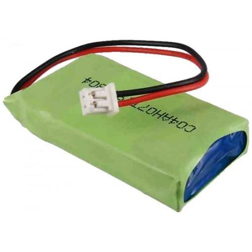 Dogtra DG-BP74T2 Dog Collar Battery - DC-33 CS-SDT74SL (CS-10009) | bbmbattery.com